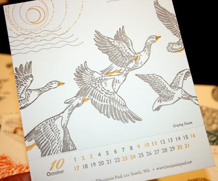Benjamin Paul Calendar 014