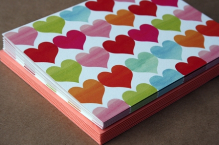 Waste Not Hearts, $12.95 for box of 8